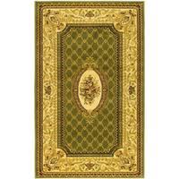 Safavieh Lyndhurst Traditional Oriental Sage/ Ivory Rug - 8' x 11'