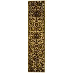 Safavieh Handmade Classic Birjand Ivory Wool Runner (2'3 x 8')