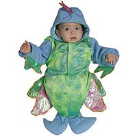 Infant Boy's Iridescent Fish Costume - Multi
