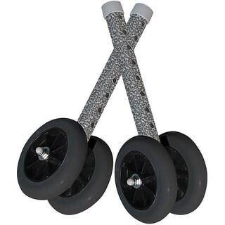 Drive Heavy-duty Bariatric Walker Wheels Pair