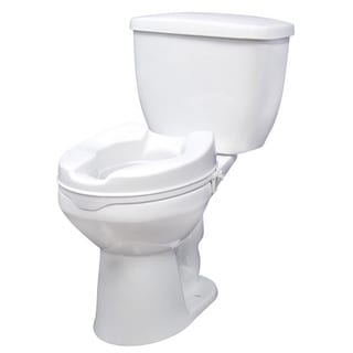 Drive Raised Toilet Seat without Lid