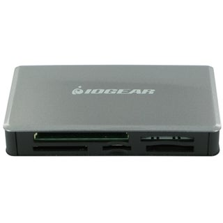 IOGEAR GFR281W6 56-in-1 Flash USB 2.0 Card Reader/Writer