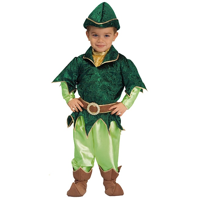 Children's Deluxe Peter Pan Costume