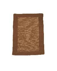 Donegal Indoor/ Outdoor Earth Braided Rug (8' x 11') - Thumbnail 1