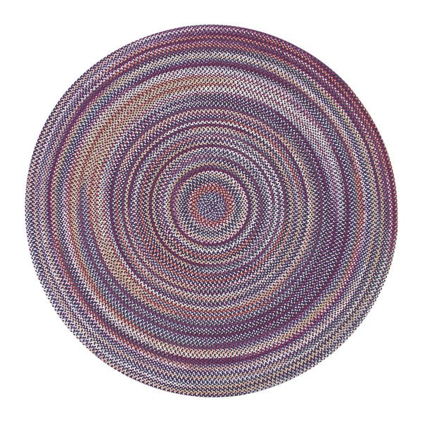 Watch Hill Multi Color Indoor Outdoor Braided Rug 8