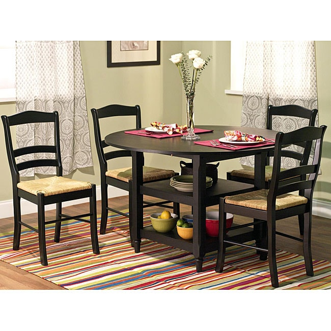 High Quality Simple Living Paloma 5 Piece Dining Set