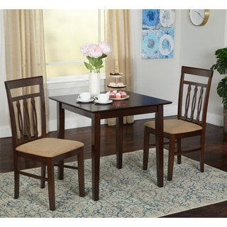Simple Living Carson 3-piece Dining Set