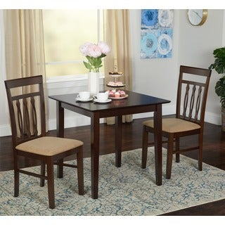 Simple Living Carson 3-piece Dining Set