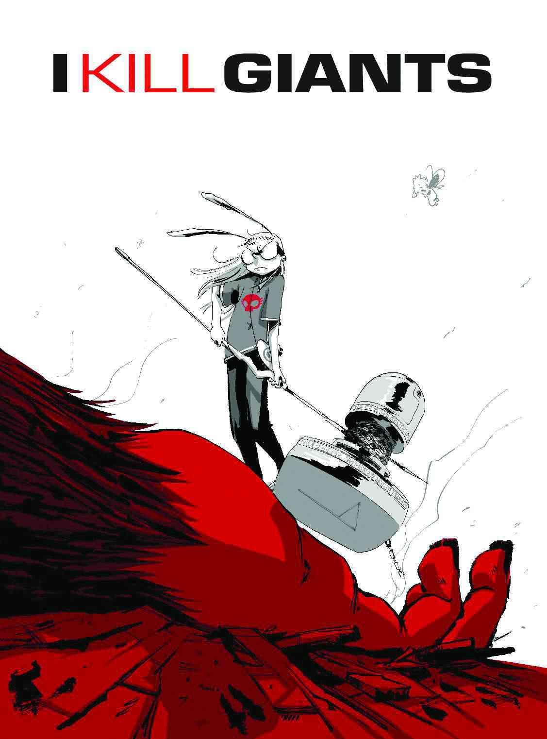 I Kill Giants (Paperback)