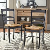 Simple Living Paloma Wooden Dining Chairs (Set of 2) - N/A