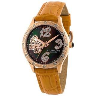 Stuhrling Original 'Audrey' Women's Diamond Watch