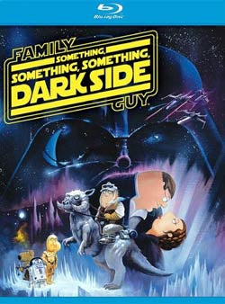 Family Guy Presents: Something, Something, Something Dark Side (Blu-ray Disc)