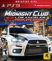 PS3 - Midnight Club: Los Angeles (Complete Edition Greatest Hits) - By Rockstar Games
