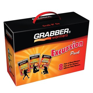 Grabber Warmers Excursion Multipack Box