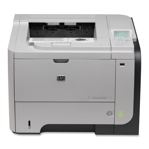 HP LaserJet P3000 P3015DN Laser Printer - Monochrome - 1200 x 1200 dp