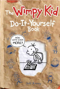 The Wimpy Kid Do-it-yourself Book (Hardcover)