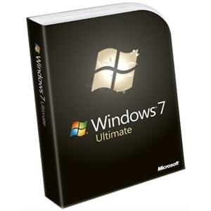 Microsoft Windows 7 WAU Home Premium to Ultimate - 64-bit - Product U