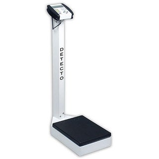 Detecto 6127 Waist-high Physician Scale