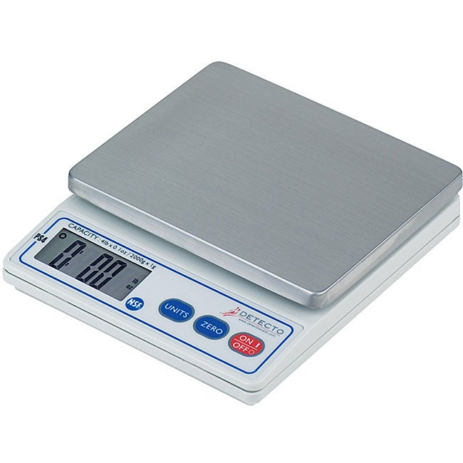 Detecto PS-4 Portion Control Scale