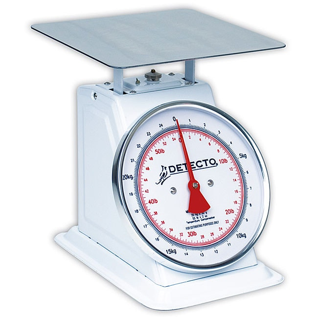 Detecto T25 Top Loading Dial Scale