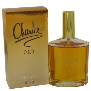 Revlon Charlie Gold Women's 3.4-ounce Eau de Toilette Spray