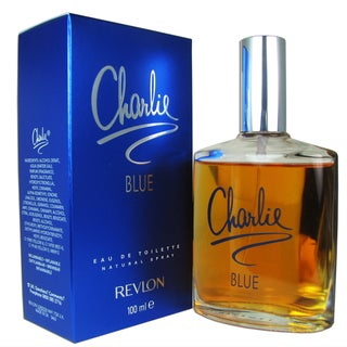 Revlon Charlie Blue 3.4-ounce Women's Eau de Toilette Spray