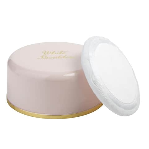 White Shoulders Women's 2.6-ounce Bath Powder