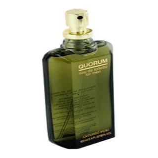 Antonio Puig Quorum Men's 3.4-ounce Eau de Toilette (Tester) Spray