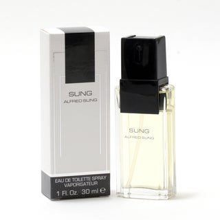 Alfred Sung Women's 1-ounce Eau de Toilette Spray