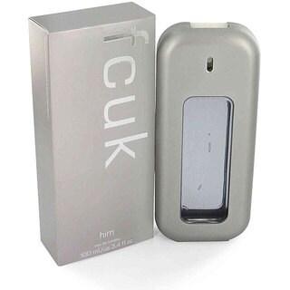 French Connection fcuk Men's 3.4-ounce Eau de Toilette Spray