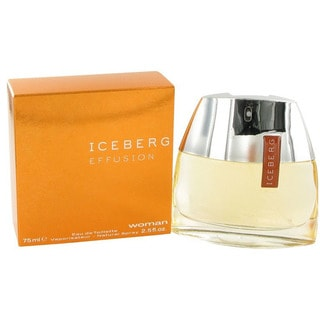 Iceberg Effusion Women's 2.54-ounce Eau de Toilette Spray