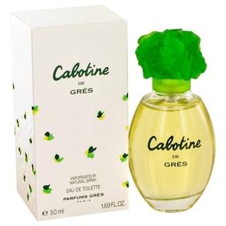 Parfums Gres Cabotine Women's 1.7-ounce Casual Eau de Toilette Spray