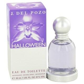 Jesus del Pozo Halloween Women's 1-ounce Eau de Toilette Spray