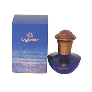 Byblos Women's 1.7-ounce Eau de Parfum Spray