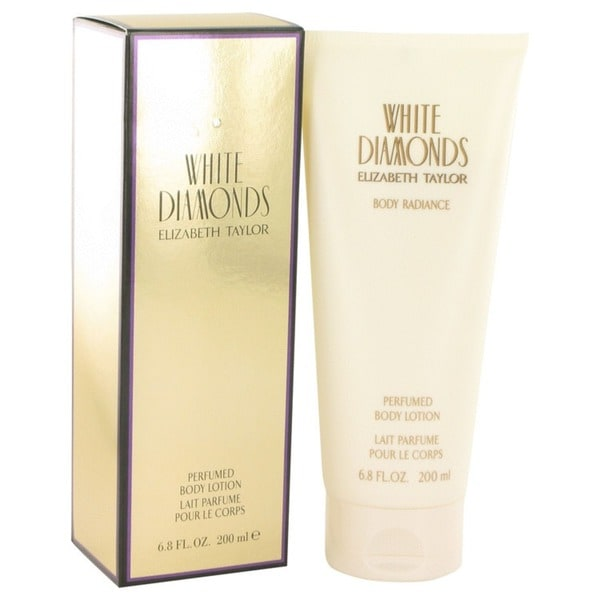 Elizabeth Taylor White Diamonds Women's 6.8-ounce Body Lotion