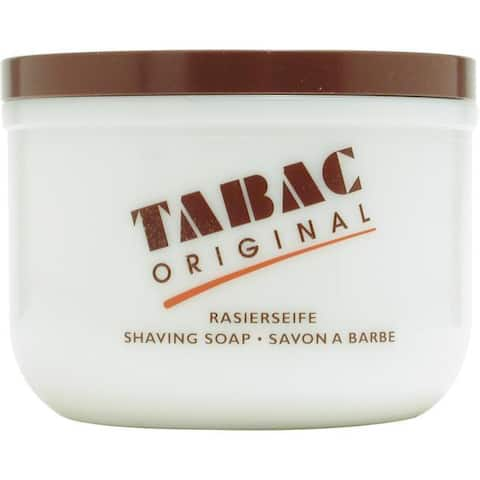Maurer and Wirtz 'Tabac' Men's 4.4-ounce Shaving Soap with Bowl