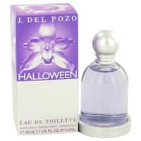 Jesus Del Pozo Halloween Women's 1.7-ounce Eau de Toilette Spray