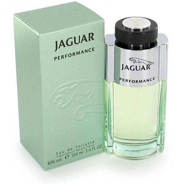 Jaguar Men's Jaguar Performance 2.5-ounce Eau de Toilette Spray