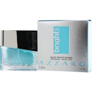 Lois Azzaro Bright Visit Men's 1-ounce Eau de Toilette Spray