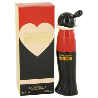 Moschino Cheap & Chic Women's 1-ounce Eau de Toilette Spray