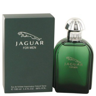 Jaguar Men's 3.4-ounce Eau de Toilette Spray