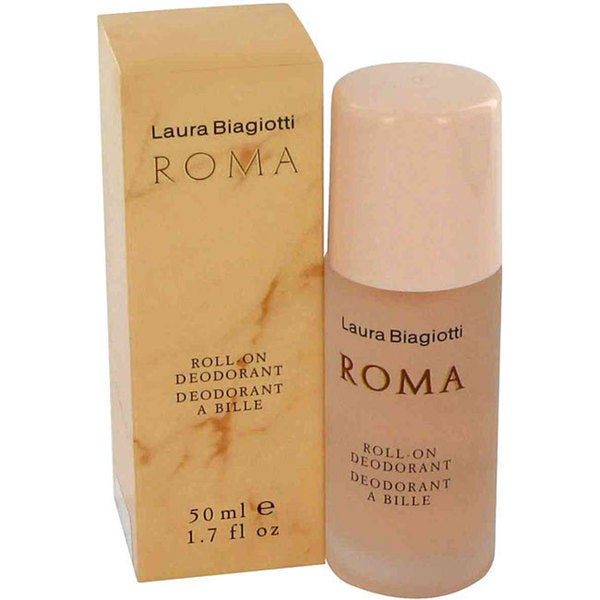 Laura Biagiotti Roma Women's 1.7-ounce Roll-on Deodorant