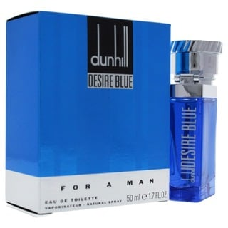 Alfred Dunhill Desire Blue Men's 1.7-ounce Eau de Toilette Spray