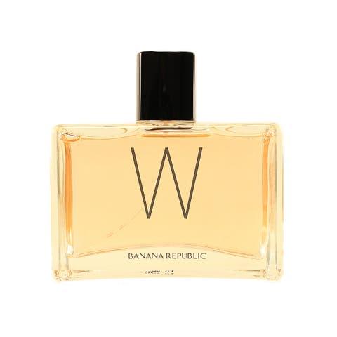 Banana Republic W Women's 4.2-ounce Eau de Parfum Spray - Clear