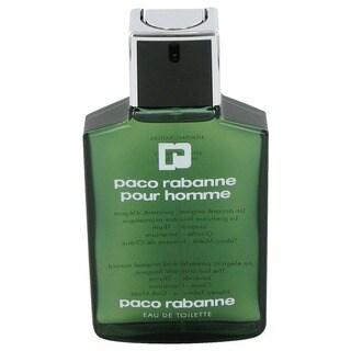 Paco Rabanne Men's 3.4-ounce Eau de Toilette Spray (Tester)
