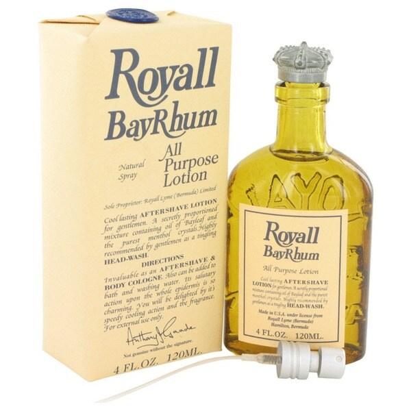 Royall Fragrances Royall Bay Rhum Men's 4-ounce Lotion/ Cologne
