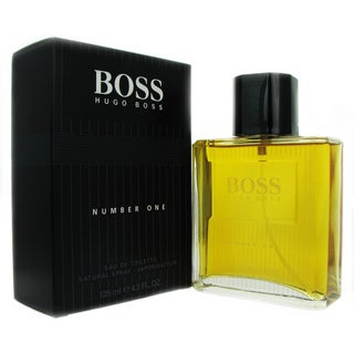 Boss No. 1 Men's 4.2-ounce Eau de Toilette Spray