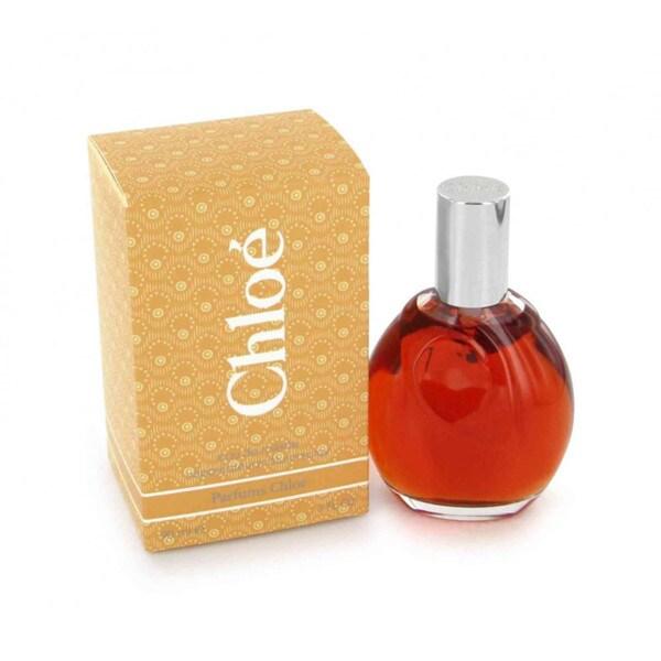 Lagerfeld Chloe Women's 3-ounce Eau de Toilette Spray