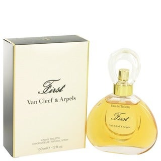 Van Cleef and Arpels 'First' Women's 2-Ounce Floral Eau de Toilette Spray