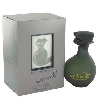Salvador Dali Men's 3.4-ounce Eau de Toilette Spray